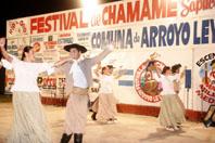 FOTO AMANCIO ALEM---FESTIVAL DE CHAMAME,ARROYO LEYES--27-01-07