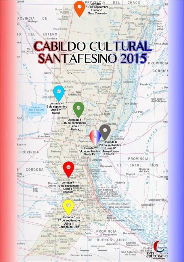 Cabildo Cultural Santafesino 2015